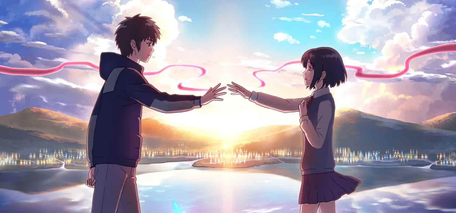 Image result for your name anime